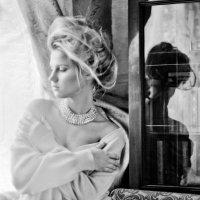 портрет с отражением :: Вениамин Гордус