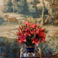 Цветы в интерьере. :: Ольга
