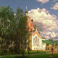 Крестовоздвиженская церковь (1871-1877) :: Сергей Кочнев