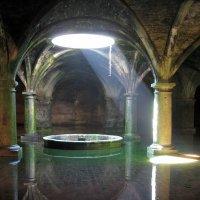 Средневековые португальские цистерны для сбора воды :: Марина Бушуева