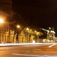 Ночное движение :: Вера Моисеева