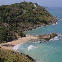 Южная часть острова Phuket :: Irina Zubkova
