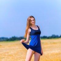 Портрет стройной девушки :: Анатолий Клепешнёв