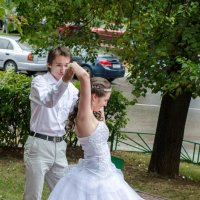 танцы у загса :: елена брюханова