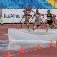 Чемпионат России по легкой атлетике :: Павел Железняк