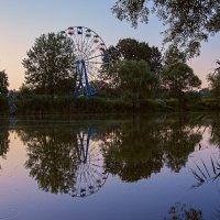 Вечер в парке :: vladimir