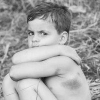 Хмурый мальчик :: Dashiki