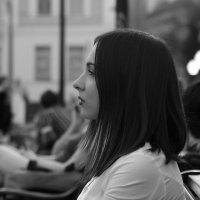Девушка ждет :: Sergey Lexin
