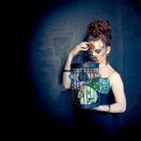 Творческий проект: Инопланетянка :: Ксения Огнева