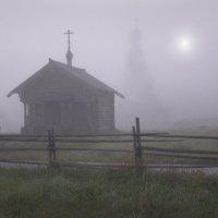 В густом тумане :: Валерий Талашов