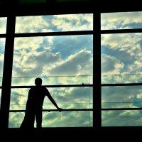 Дорога в облака :: Ксения Базарова
