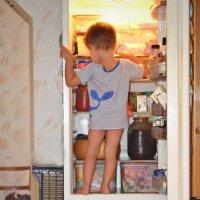 Сам на хозяйстве) :: Ксения Базарова