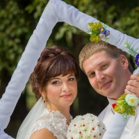 Антонина и Леонид :: Елена Правосудова