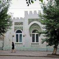 старые улочки Красноярска :: Светлана Абатурова