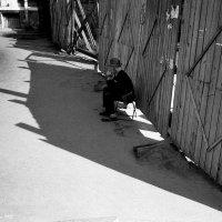 Фото-работы 1992-го года... :: Виктор Потёмкин