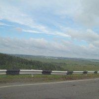 Из Иркутска в Красноярск :: alemigun