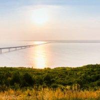 Панорама Куйбышевского водохранилища 3 :: Damir (@) KHABIBULLIN