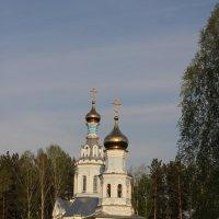 храм :: Наталья Золотых-Сибирская