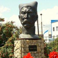 Бюст В.И.Чапаева - комдива времён Гражданской войны 1918-19 годов :: Elena Izotova