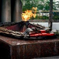 вечный огонь :: Анастасия Конаныхина