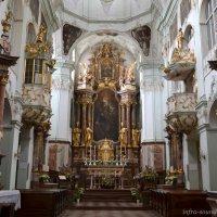 Зальцбург, церковь аббатства Св.Петра :: Lüdmila Bosova (infra-sound)