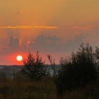 Восход солнца :: Елена