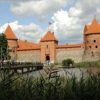 Тракайский замок :: Виктор (victor-afinsky)