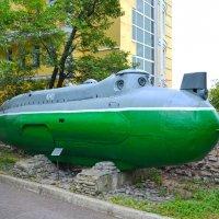 Сверхмалая подводная лодка проекта 908 «Тритон-2» :: Александр Морозов