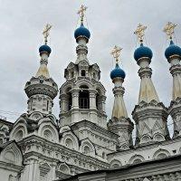 Храм Рождества пресвятой Богородицы в Путинках :: Елена Каталина