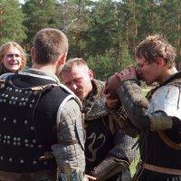 После битвы :: Андрей Зайцев