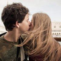 Поцелуй в Венеции :: Настя Смирнова