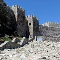 Крепость Рабат в Ахалцихе, одна из красивейших крепостей Грузии :: Наталья Джикидзе (Берёзина)