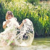 Повелительница воды :: Виктория Беликова