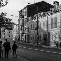 Немного городской бутафории :: Игорь Найда