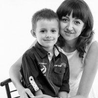 Мама и сын :: Natasha Baranska