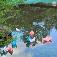 плыви по небу... :: JulO Юлия
