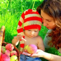 С мамой :: Ирина Фирсова