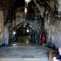 Храм Гроба Богоматери в Иерусалиме :: anna borisova