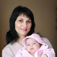 Лена и Мишель :: Дмитрий Проскурин