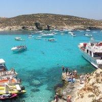 Голубая лагуна, Мальта :: Владимир Фурсов