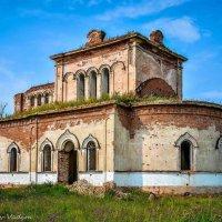 Свято-Симеоновский (Ново-Тихвинский) монастырь :: Вадим Кудинов