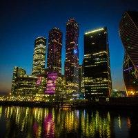 Москва сити :: Ксения Коша