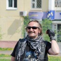 рокер старый :: Сергей Анисимов
