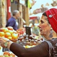 на рынке :: исаак  фингер
