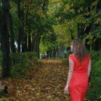 осень :: Валерия Бобровская