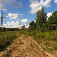 Вот моя деревня IMG_4961 :: Андрей Лукьянов