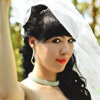 Нет жещины краше невесты... :: Ксения Заводчикова