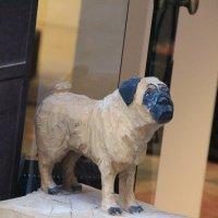 Резная собака :: Никита Иванов