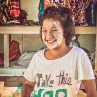 Чудесная тайская девочка :: Ксения Базарова