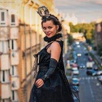 Тайное общество :: Nina Zhafirova